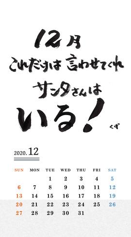 Calendar 2020.12 SP